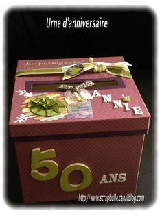 Urne d'anniversaire-50 ans-2