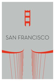 a clever graphic of SF, and very true...
