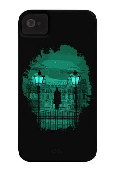 My Own Dark Way Phone Case for iPhone 4/4s,5/5s/5c, iPod Touch, Galaxy S4
