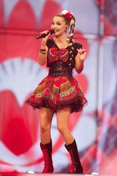 eurovision 2014 poland position