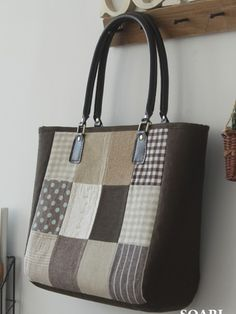 beautiful handcrafted bag