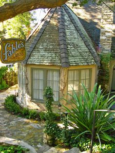 fables cottage, carmel-by-the-sea, california, hugh comstock, c. 1928