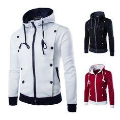 Korean Style Hooded Jacket – eDealRetail
