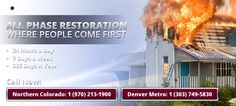 All Phase Restoration serves the Denver Metro area - At All Phase Restoration, our people are our brand. We're locally-owned and operated – not a franchise. We're deeply rooted in your community, and we belong to and support many local organizations and charities.  #Flood #CleanUp #Lafayette