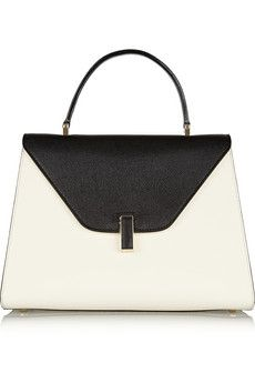 Valextra Textured-leather tote | NET-A-PORTER