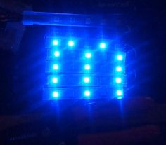 How to Make an Individually Addressable LED Matrix Sign