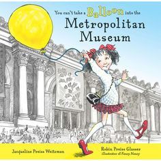 You can't take a Balloon into the Metropolitan Museum - The Met Store