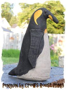 Penguin $4 epattern