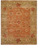RugStudio presents Famous Maker Oushak 566 Hand-Knotted, Best Quality Area Rug