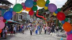 Alcalá  #ValledelCauca #Colombia Street View, Cartago, Colombia, Scenery