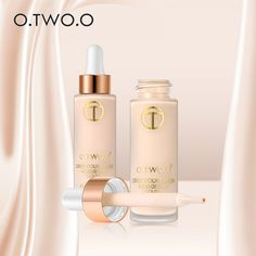 O 2018 New Full Cover Liquid Foundation Makeup Face Base Long Lasting Concealer Primer BB Cream Make Up Cosmetics . Face Contouring Makeup, Foundation Contouring, No Foundation Makeup, Face Makeup, Bb Cream Foundation, Liquid Foundation, Too Faced Concealer, Cream Concealer, Facial