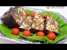 Romanian Food, Food Videos, Food And Drink, Beef, Breakfast, Mozaic, Youtube, Meat, Morning Coffee