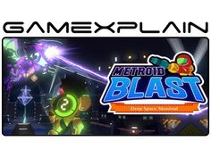 Nintendo Land Metroid Blast Discussion - Video Preview (Wii U)