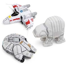 Star Wars Plush Vehicles Would you like one great price on the greatest Star Wars Toys? If so be sure to check out : http://swt.myzenyak.com/i0001 #StarWars