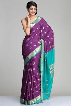 Mysore Silk Sarees   IndiaInMyBag.com