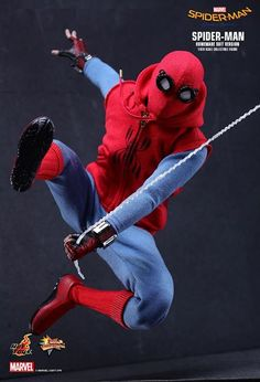 Spider-Man: Homecoming Spider-Man 1/6 Scale Figure (Homemade Suit Version) http://www.bigbadtoystore.com/bbts/product.aspx?product=HOT10721&mode=retail #fashion #style #stylish #love #me #cute #photooftheday #nails #hair #beauty #beautiful #design #model #dress #shoes #heels #styles #outfit #purse #jewelry #shopping #glam #cheerfriends #bestfriends #cheer #friends #indianapolis #cheerleader #allstarcheer #cheercomp  #sale #shop #onlineshopping #dance #cheers #cheerislife #beautyproducts…