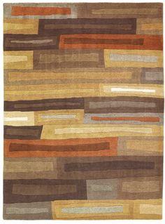 alfombra pura lana virgen kodari-bricks ii Alfombras, decoración y accesorios, Muebles de Interior, TODOS mia home