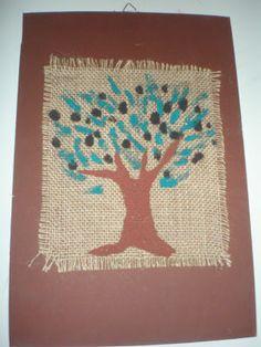 παιχνιδοκαμώματα στου νηπ/γειου τα δρώμενα: ελιά Olive Tree, Preschool, Blog, Crafts, Education, Summer, Art, Craft Art, Preschools