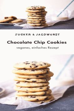 #Chocolate #chip #cookies #chocolate #deutsch Vegane weiche Chocolate Chip Cookiesbrp classfirstletterThe ultimate current website sharing about einfachpThe active impression We Offer You About weichebrA quality figure can tell you many things You can find the biggest beautiful figure that can be presented to you about kekse in this account When you look at our dashboard there are the biggest liked figures with the highest countcountcount of 855 This Pictures that will affect you should also… Easy Vanilla Cake Recipe, Chocolate Cake Recipe Easy, Chocolate Cookie Recipes, Peanut Butter Cookie Recipe, Chip Cookie Recipe, Sugar Cookies Recipe, Cookies Vegan, Chocolate Chocolate, Chocolate Espresso