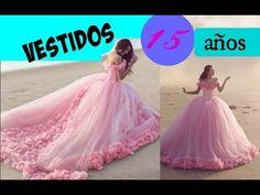 c24393e44d 123 Vestidos de 15 Años  Que Te Harán Ser La  ENVIDIA DE LA FIESTA