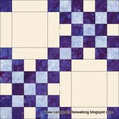Double Irish ChainMay 31, 1933-In contrast to yesterday's very new block, the Double Irish Chain is a very old pattern. Nancy Cabot said that many quilters feel this block came from Ireland because o