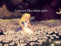 Alice In Wonderland Quote Picture by Destiny Davis - Inspiring Photo