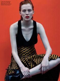 La Fièvre Grunge by Mert Alas & Marcus Piggott for Vogue Paris September 2013