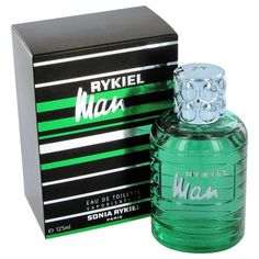 Rykiel Man By Sonia Rykiel Eau De Toilette Spray 4.2 Oz - Is there more to you than meets the eye? Rykiel Man by Sonia Rykiel is just the kind of provocative fragrance that is a great choice for sophisticated men. The essence of this men's fragrance features rich notes of sandalwood, musk, green leaves, pepper and vanilla. Designed For Men