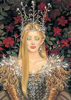Elf Queen   Maxine Gadd