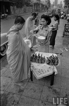 กรุงเทพมหานคร (พระนคร) | Bangkok ถ่ายเมื่อปีค.ศ.1954 (พ.ศ.๒๔๙๗)