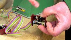Wie funktioniert ein Weichenantrieb? Bahnhofsmodul #5