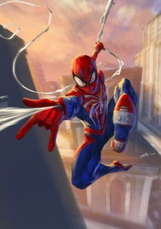 Art from the Spider-Man universe. Marvel Comics, Marvel Art, Marvel Heroes, Marvel Avengers, Spiderman Art, Amazing Spiderman, Best Marvel Characters, Spectacular Spider Man, Marvel Wallpaper