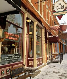The Pearl Ice Cream Parlor & Candy Shop - La Crosse, WI
