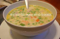 carb-free mackerel chowder food-and-recipies
