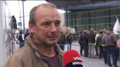 De boeren wachten inLuxemburg op resultaat.