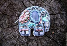 брошь из бисера слоник — Рамблер/картинки