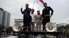 Wah Indonesia Bergerak Gelar Aksi Tolak Pencalonan Ahok