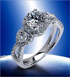 Kind of love the triple halo.... This is similar to the one I found that I really like, first I have seen that's the closest to it!!