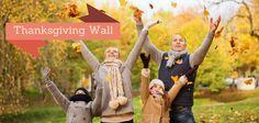 Thanksgiving Wall #kidmin