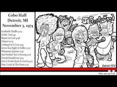 Cobo Center (Venue),#Klassiker,#Rock,#Rock #Classics,#Soundklassiker,The J. Geils #Band (Musical Group) J. Geils #Band – 1974 Cobo Hall, Detroit - http://sound.#saar.city/?p=27857