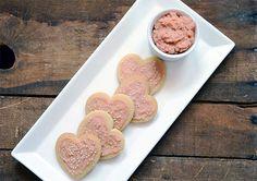 White Chocolate Buttercream Frosting | Elana's Pantry