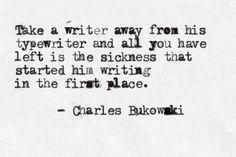 by Charles Bukowski #Charles_Bukowski