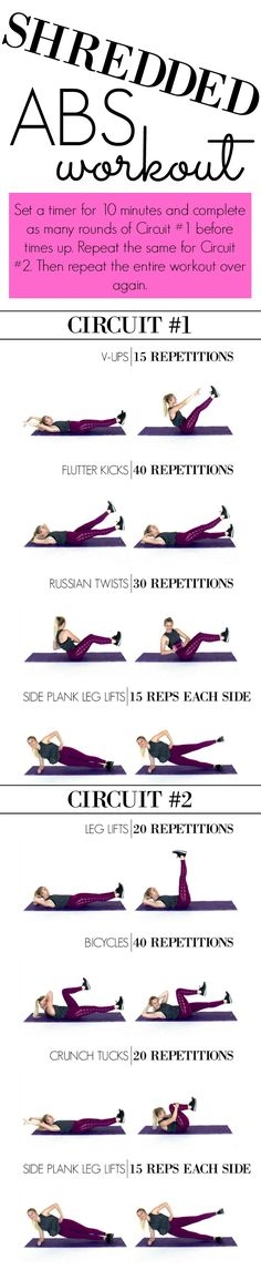Totally feeling my abs after this workout! Totally feeling my abs after this workout! Lower Ab Workouts, Easy Workouts, At Home Workouts, Core Workouts, Workout Routines, Fit Girl Motivation, Fitness Motivation, Fitness Tips, Health Fitness