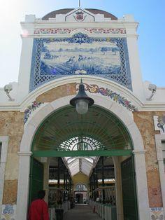 Mercado Municipal de Vila Franca de Xira- portugal