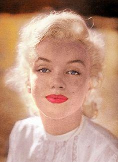 Marilyn Monroe color by sasha065     :) repin!