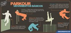Parkour- god I wish! sitting is the new smoking heart disease