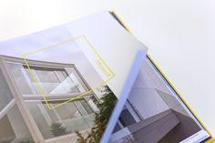 referenzbuch Editorial Design, Polaroid Film, Architecture, Editorial Layout