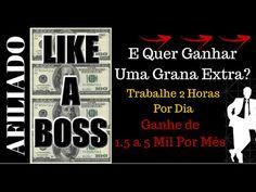 Afiliado Like a boss A Forma Mais fácil de vender Na internet