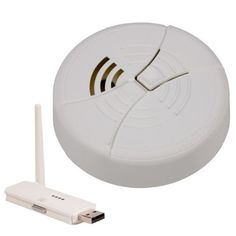 IP Digital Wireless Bottom View Smoke Detector Hidden Camera w/ USB Receiver by KJB. $275.00. Watch your child's caregiver while sitting at a traffic light or lunch meeting, or check on your business security from the other side of the world. Our built-in hidden video features all digital transmissions providing a crystal clear image with zero interference. With the USB receiver stream your video over the internet through your router, and view on either a PC or smart ph...