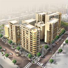 Haret Hreik reconstruction plan